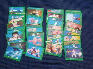 Dragonball Z Trading cards serie 5 Verde