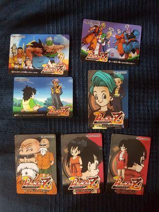 Dragonball Z Ppcard series part29