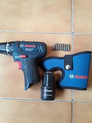 Taladro Atornillador Bosch Bateria