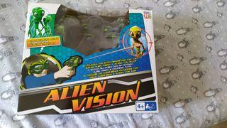 juego Alien Vision