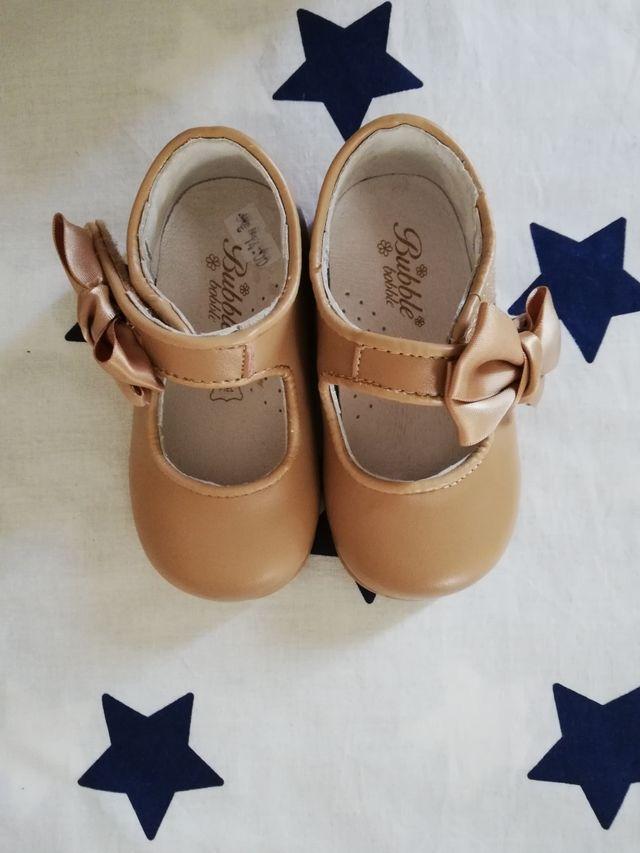 Zapato 21 sin uso