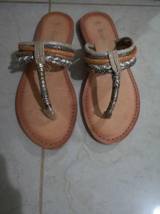 sandalias brazileras
