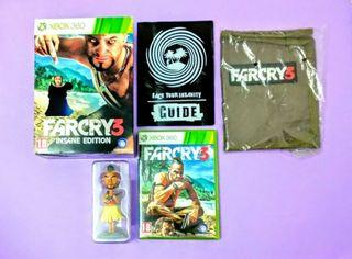 Far Cry 3 - Insane Edition / Xbox 360
