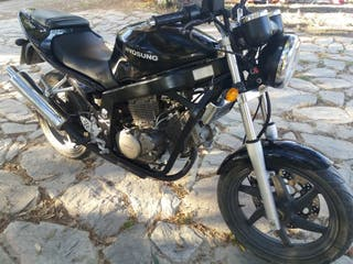 Hyosung GT 125 Comet impecable