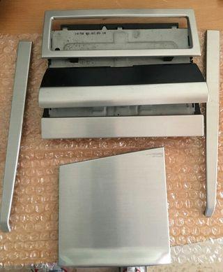 Interior Aluminio Cepillado Vw Golf IV R32 - 5P