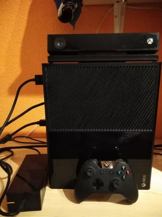 XBOX ONE (Kinect) + 4 juegos