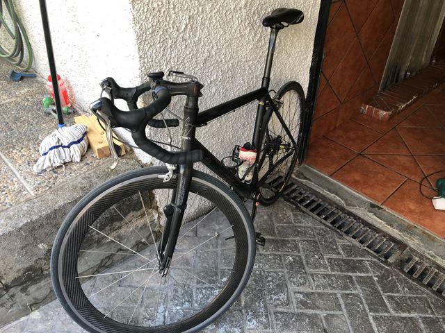 Bici carretera Specialized comp