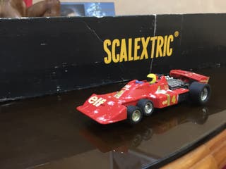 Coches escalextric