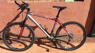 bicicleta rockrider 5.2 decathlon 26 pulgadas