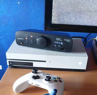 Xbox One S 500 Gb + 6 Juegos