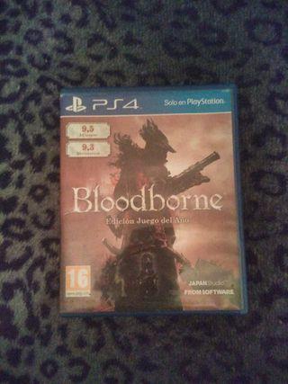 BLOODBORNE edición del año