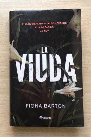 """Novela """"La viuda"""""""