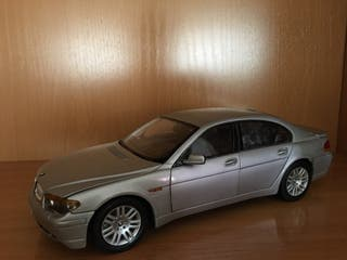 Bmw 745i (Welly) 1/18