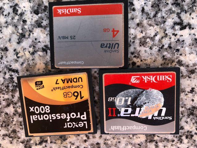 tarjeta compac flash