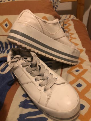White shoes Zara