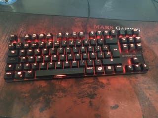 teclado ozone strike Battle