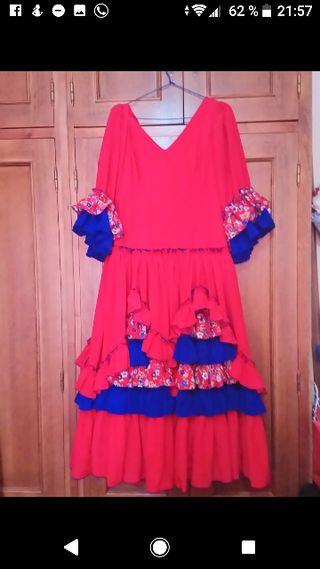 trajes de gitana y faldas y corpiño gitana 25-40€