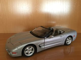 Chevrolet Corvette CS (Burago) 1/18