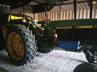 tractor zancudo