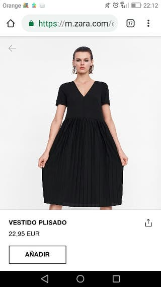 4d09ffee5 Falda Zara plisada de segunda mano en la provincia de Cantabria en ...