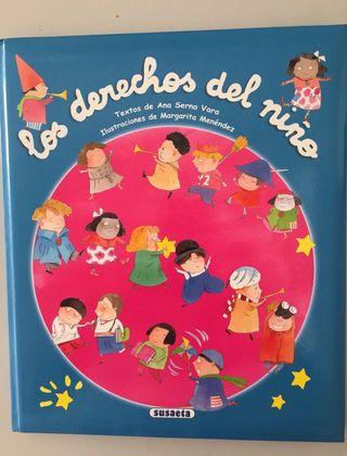"""Libro """"Los derechos del niño"""""""