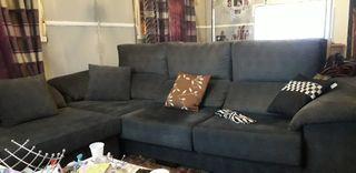 sofá con cheslong