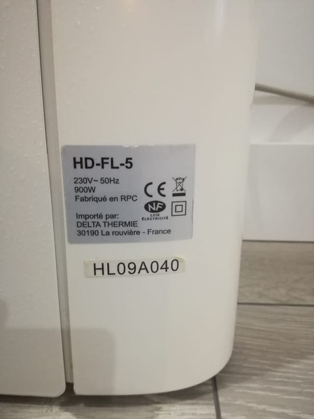 Radiadores eléctricos de pared