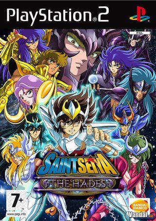 Los caballeros del zodiaco The hades PS2
