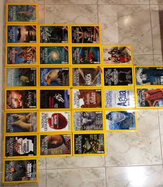 National Geographic 1999-2011