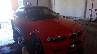 BMW deportivo paseo