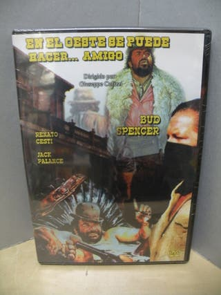 Películas DVD Bud Spencer y Terence Hill