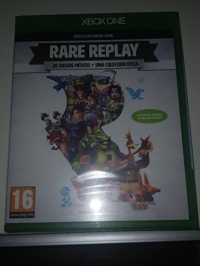 rare replay xbox one