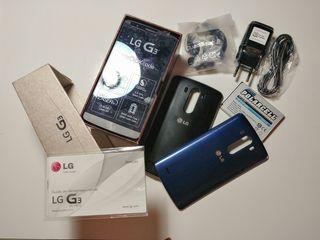 Móvil LG G3 y accesorios