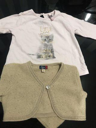 Camisa y chaqueta