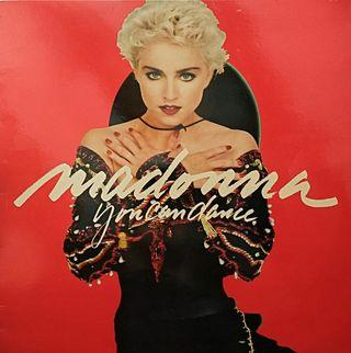 Vinilo LP MADONNA - YOU CAN DANCE (1987)