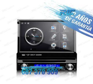 RADIO 1DIN GPS HD BLUETOOTH UNIVERSAL
