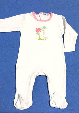 Pijama algodón bebé niña 12-18 meses