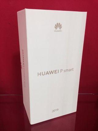 Huawei P smart 2019 64Gb nuevo estrenar