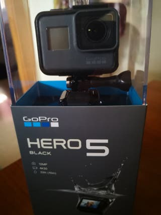 Gopro Hero Black 5 + Batería Extra Original