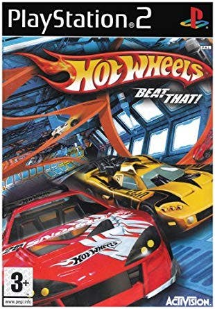 Hotwheels beat that PS2
