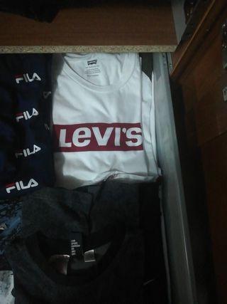 camiseta Levi's 2019 nueva talla s
