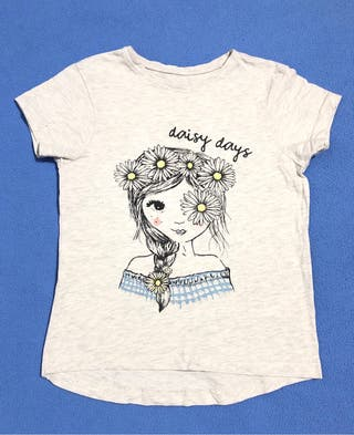 Camiseta niña 7-8 años