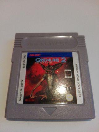 Gremlins 2 Game Boy