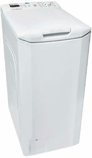 lavadora Candy carga superior 360L