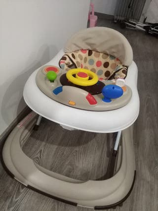 Andador de bebe