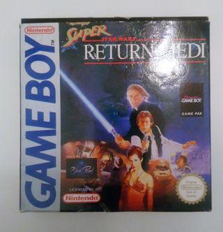 Super Star Wars: Return of the Jedi Game Boy