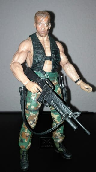 DUTCH JUNGLE ENCOUNTER (PREDATOR) (NECA)