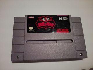 Joe and Mac Super Nintendo