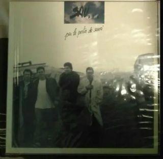 LP SAU- PER LA PORTA DE SERVEI. POP ROCK CATALA