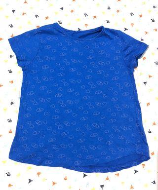 Camiseta niña 6-7 años